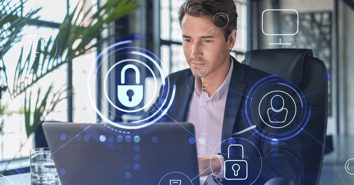 Cyber resilience accepts some level of chaos in the workplace but seeks to secure critical assets.